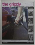 The Grizzly, September 15, 2005