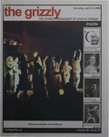 The Grizzly, April 13, 2006
