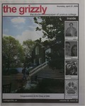 The Grizzly, April 27, 2006