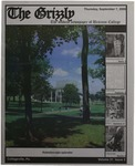 The Grizzly, September 7, 2006