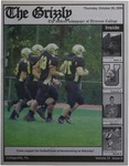 The Grizzly, October 26, 2006