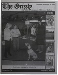 The Grizzly, November 16, 2006