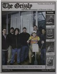 The Grizzly, January 25, 2007