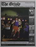 The Grizzly, April 19, 2007