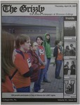 The Grizzly, April 26, 2007