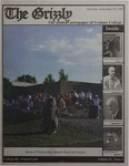 The Grizzly, September 20, 2007