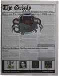 The Grizzly, October 9, 2008
