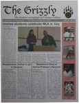 The Grizzly, January 28, 2010