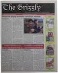 The Grizzly, September 3, 2010