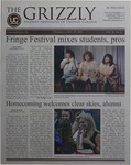 The Grizzly, September 29, 2011