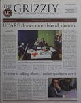 The Grizzly, October 13, 2011