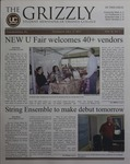 The Grizzly, October 27, 2011
