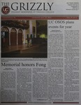 The Grizzly, September 25, 2014