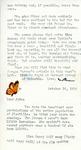 Letter from Linda Grace Hoyer to John Updike, October 18, 1950