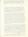 Letter from Linda Grace Hoyer to John Updike, November 16, 1950
