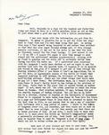 Letter from Linda Grace Hoyer to John Updike, January 17, 1951