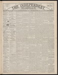 The Independent, V. 24, Thursday, August 4, 1898, [Whole Number: 1204] by The Independent