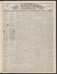 The Independent, V. 24, Thursday, August 11, 1898, [Whole Number: 1205] by The Independent