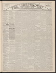 The Independent, V. 24, Thursday, August 18, 1898, [Whole Number: 1206] by The Independent