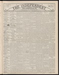 The Independent, V. 24, Thursday, August 25, 1898, [Whole Number: 1207] by The Independent