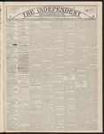 The Independent, V. 24, Thursday, September 1, 1898, [Whole Number: 1208] by The Independent