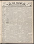 The Independent, V. 24, Thursday, September 8, 1898, [Whole Number: 1209] by The Independent