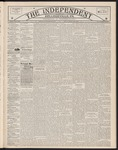 The Independent, V. 24, Thursday, October 13, 1898, [Whole Number: 1214]