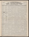 The Independent, V. 24, Thursday, October 20, 1898, [Whole Number: 1215]