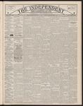 The Independent, V. 24, Thursday, November 3, 1898, [Whole Number: 1217]