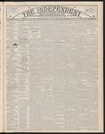 The Independent, V. 24, Thursday, November 24, 1898, [Whole Number: 1220]