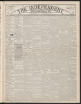 The Independent, V. 24, Thursday, October 6, 1898, [Whole Number: 1213]