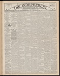The Independent, V. 24, Thursday, December 15, 1898, [Whole Number: 1223]