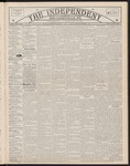 The Independent, V. 24, Thursday, January 5, 1899, [Whole Number: 1226]