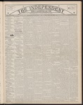 The Independent, V. 24, Thursday, January 19, 1899, [Whole Number: 1228]