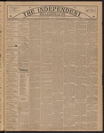 The Independent, V. 24, Thursday, May 4, 1899, [Whole Number: 1243]