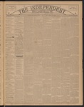 The Independent, V. 24, Thursday, May 11, 1899, [Whole Number: 1244]