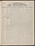 The Independent, V. 24, Thursday, July 20, 1899, [Whole Number: 1255]