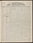The Independent, V. 24, Thursday, July 27, 1899, [Whole Number: 1256]