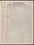 The Independent, V. 24, Thursday, August 3, 1899, [Whole Number: 1257]