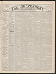 The Independent, V. 24, Thursday, August 31, 1899, [Whole Number: 1261]