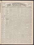 The Independent, V. 24, Thursday, September 28, 1899, [Whole Number: 1265]