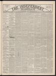The Independent, V. 24, Thursday, October 19, 1899, [Whole Number: 1268]