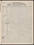 The Independent, V. 24, Thursday, November 2, 1899, [Whole Number: 1270]