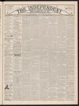The Independent, V. 24, Thursday, November 9, 1899, [Whole Number: 1271]
