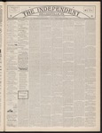 The Independent, V. 24, Thursday, November 16, 1899, [Whole Number: 1272]