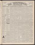The Independent, V. 24, Thursday, November 23, 1899, [Whole Number: 1273]