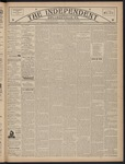 The Independent, V. 24, Thursday, March 29, 1900, [Whole Number: 1291]