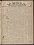 The Independent, V. 24, Thursday, April 26, 1900, [Whole Number: 1295]