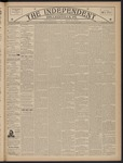 The Independent, V. 24, Thursday, May 3, 1900, [Whole Number: 1296]