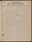 The Independent, V. 24, Thursday, May 24, 1900, [Whole Number: 1299]